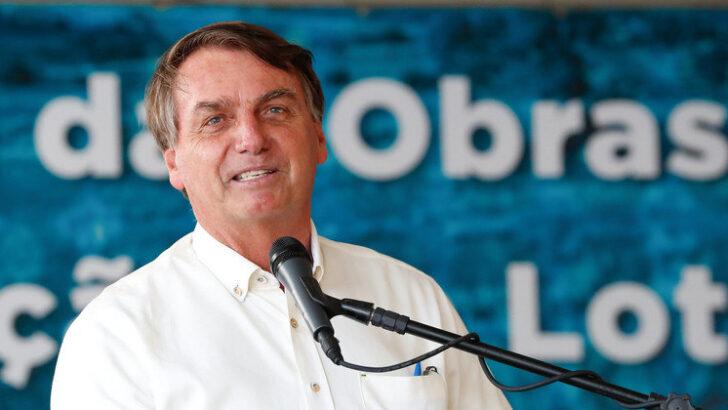 Bolsonaro diz que relações com china nunca ficaram estremecidas