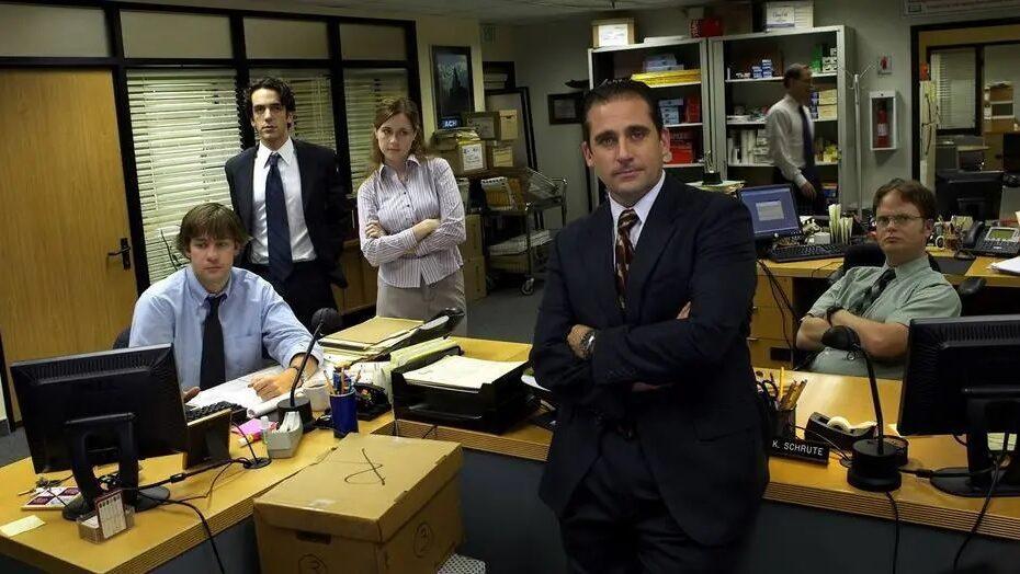 Serviço de streaming divulga cena inédita da série 'the office'; assista