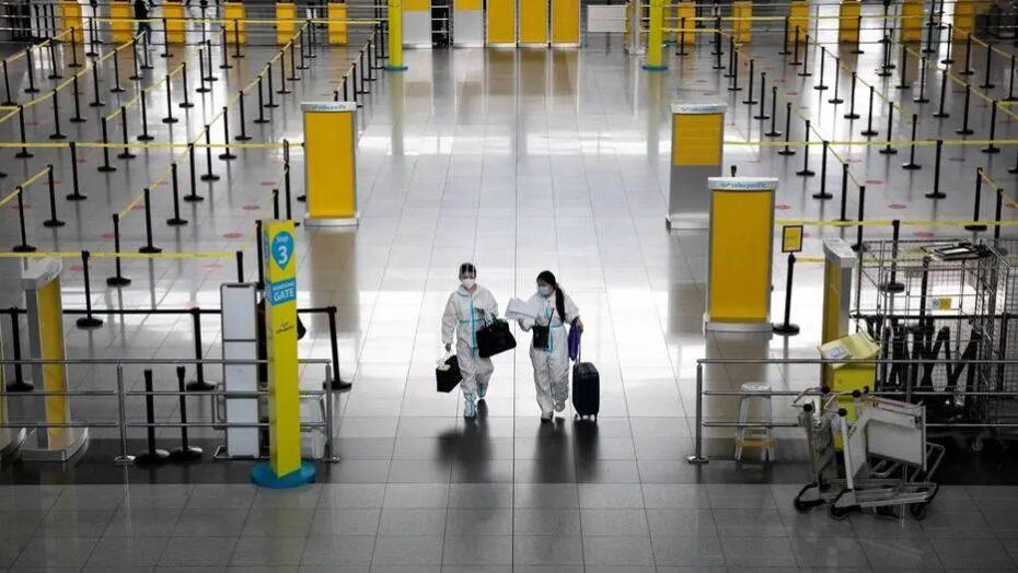 Nova variante faz reino unido suspender voos do brasil e outros 15 países