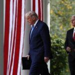 Trump pressiona vice para não proclamar vitória de biden no congresso na quarta