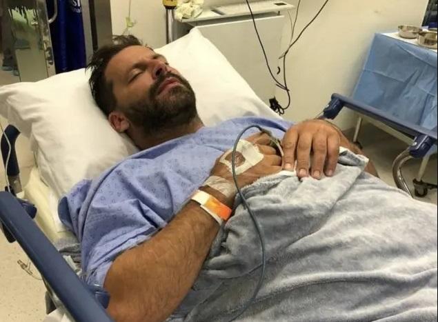 Henri castelli passa por cirurgia na mandíbula após confusão em alagoas; confira