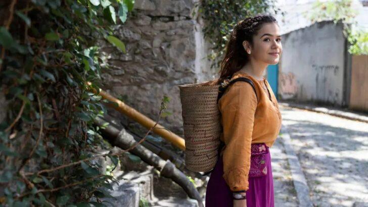 Maisa é jovem hippie em busca do pai no novo filme 'pai em dobro'