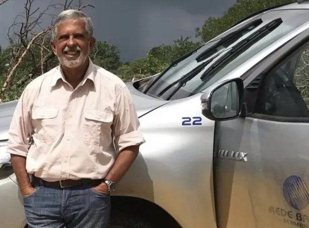 José raimundo anuncia saída da globo após 31 anos: 'horizonte é indefinido'