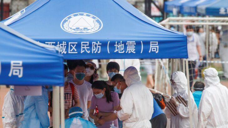 China enfrenta pior surto de covid-19 desde março de 2020