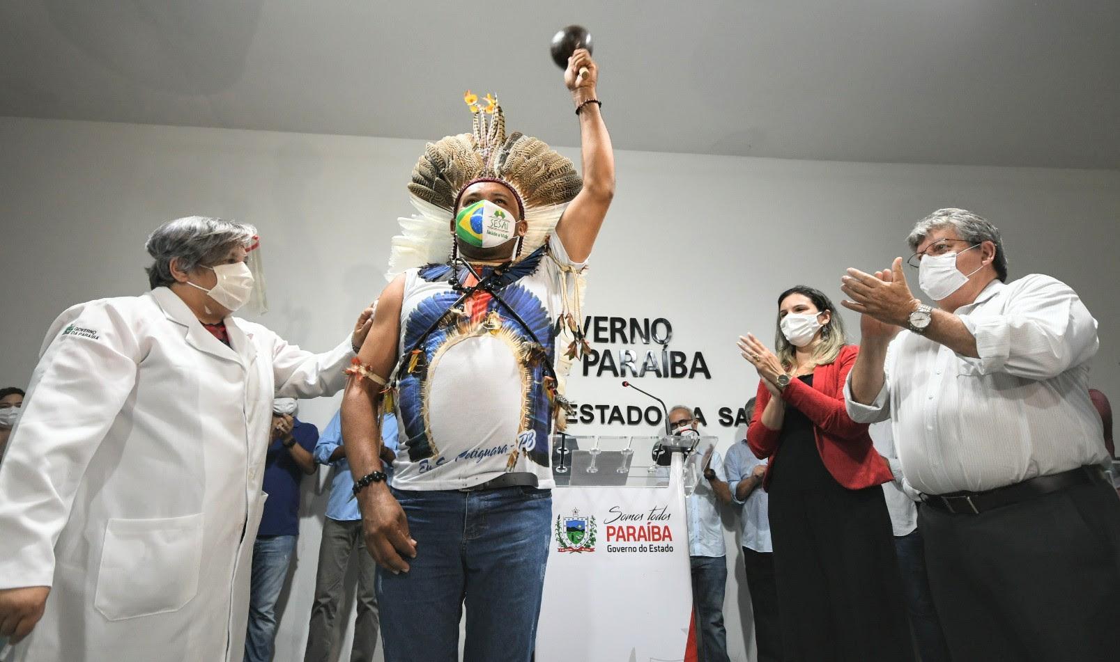 Rn é o único estado do brasil que não recebeu doses para vacinar indígenas contra a covid-19