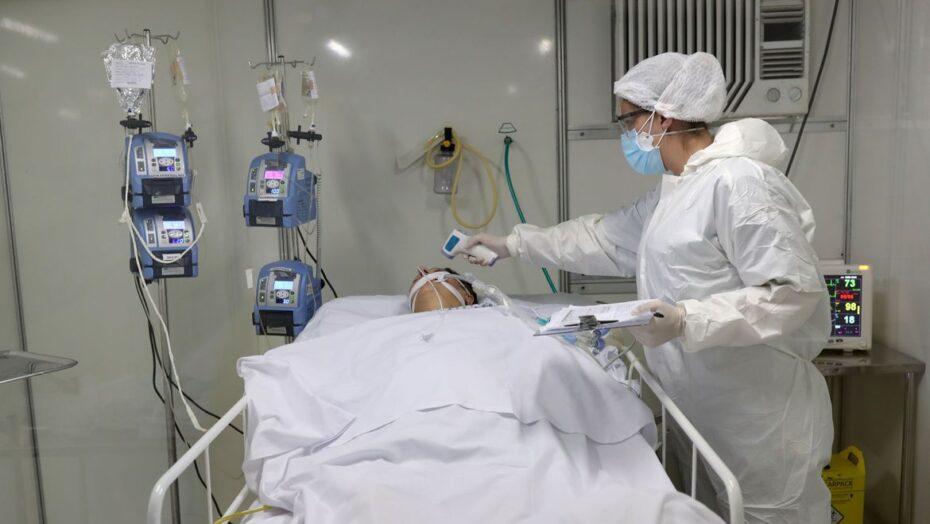 Pacientes com covid-19 no amazonas serão transferidos para o huol, em natal, diz governo