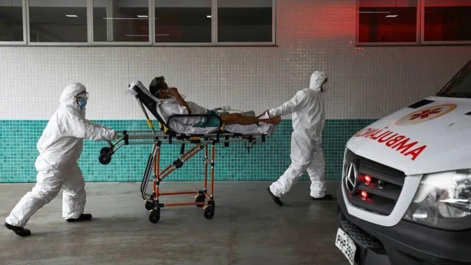 Manaus: internações por covid-19 dobram em menos de 15 dias; 427 pacientes aguardam leitos