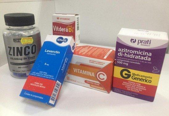 Remédios sem eficácia contra a covid podem causar resistência bacteriana