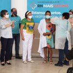 Em 24 horas, mais de 350 mil potiguares se cadastram para receber vacina contra a covid