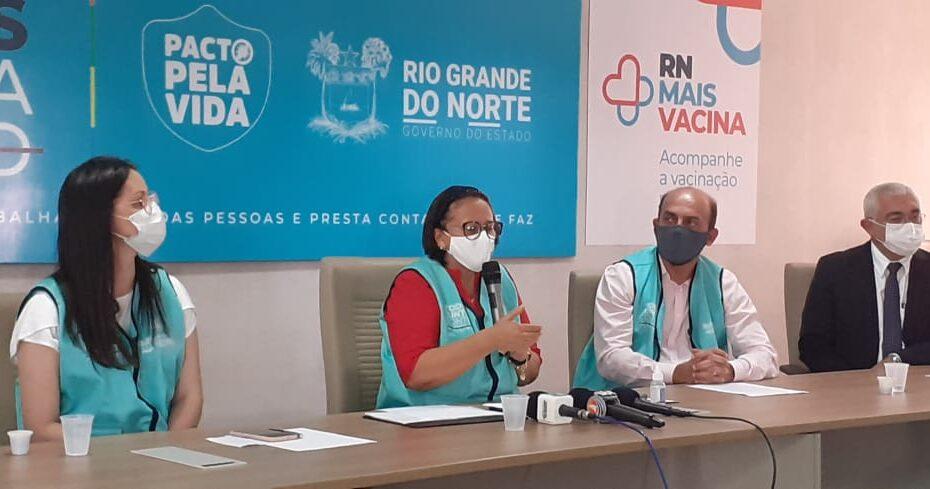 Governadora do rn vai adquirir doses da vacina russa sputinik v