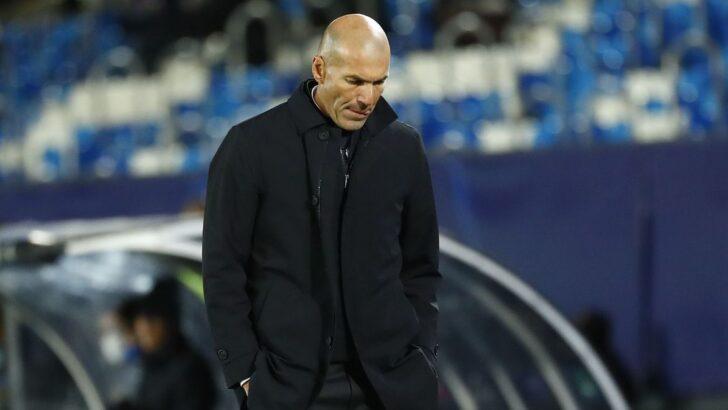 Zidane é diagnosticado com o novo coronavírus, diz real madrid