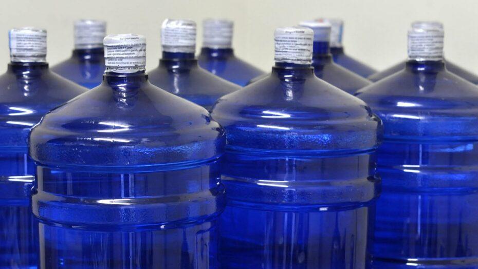 Rn tem o galão de água mineral mais barato do nordeste