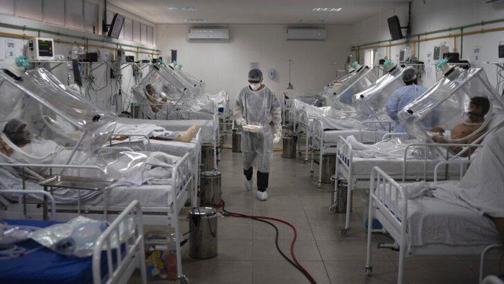 Sus vive pior momento da pandemia com utis lotadas em 17 capitais; natal é uma delas, diz fiocruz