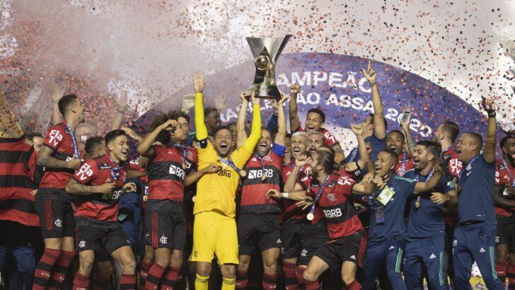 Mesmo derrotado pelo são paulo, flamengo é campeão brasileiro