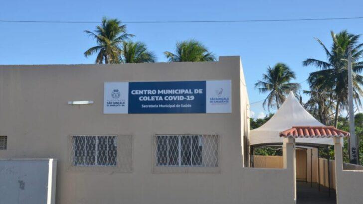 Centro Covid São Gonçalo Amarante
