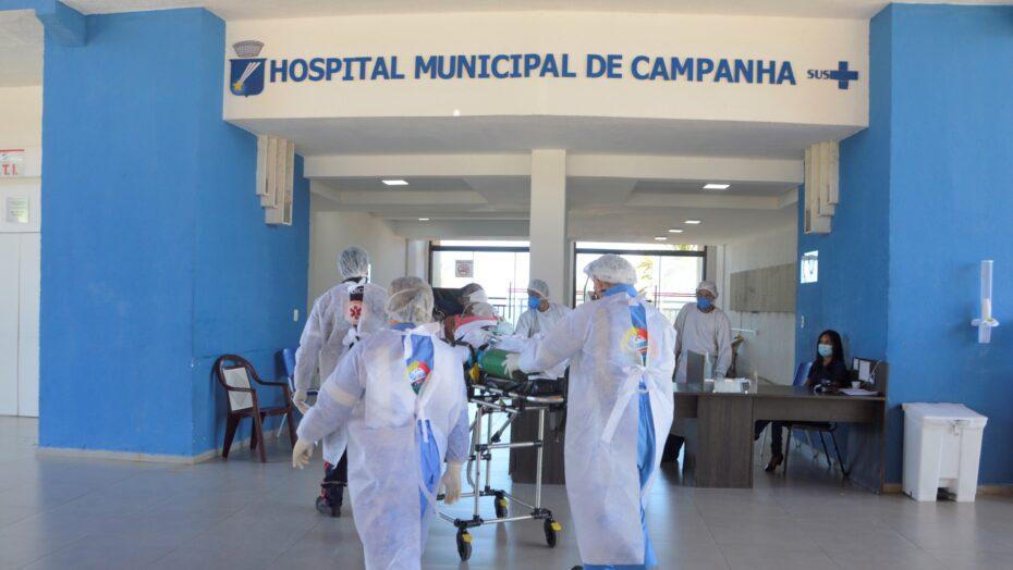 Covid-19: rn tem 7 hospitais públicos com 100% de ocupação de leitos críticos