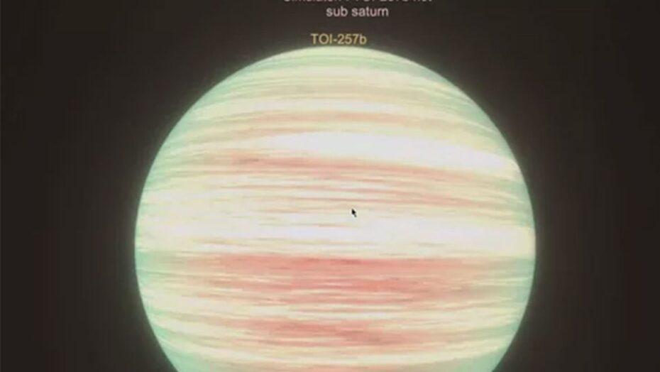 Com dados da nasa, astrônomo do ufrn colaborou com com descoberta de planeta