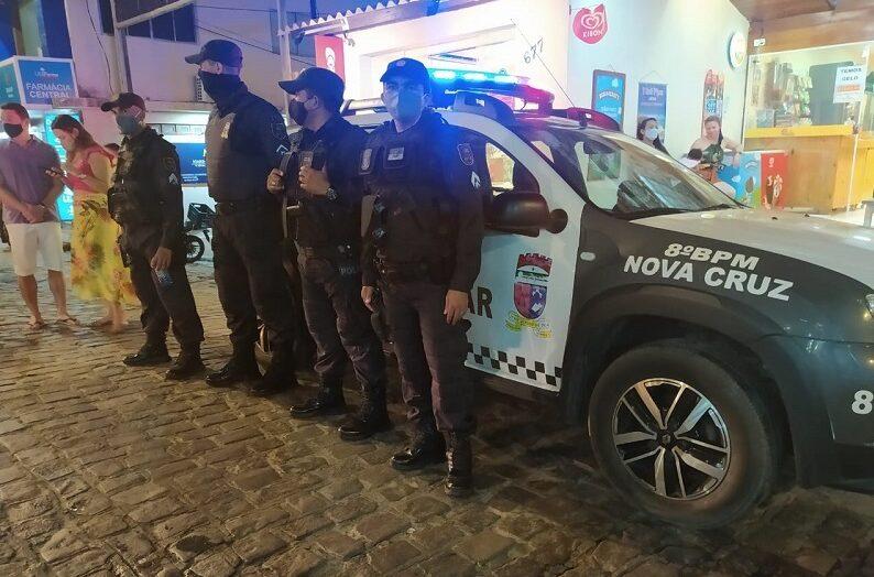 Reforço de segurança para evitar aglomerações em pipa deve seguir até domingo