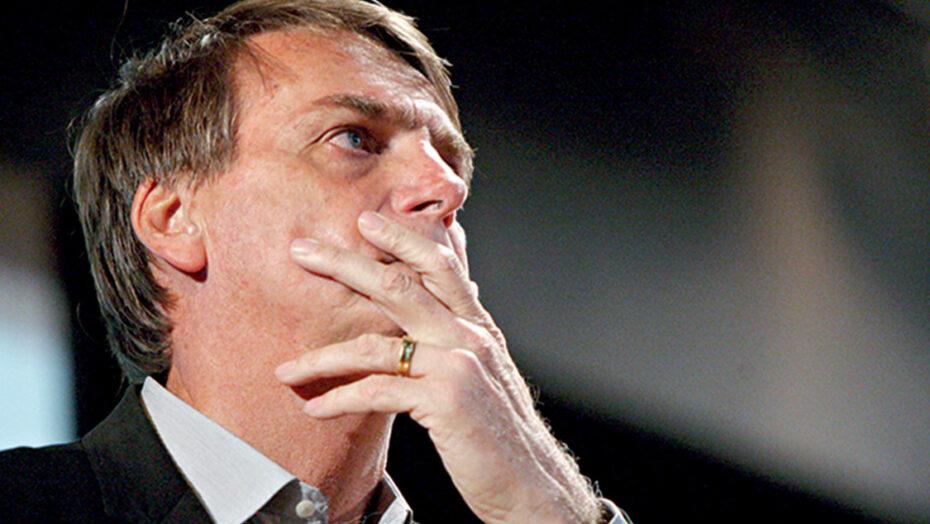 Governo bolsonaro é reprovado por 35,5% e aprovado por 32,9%, diz cnt