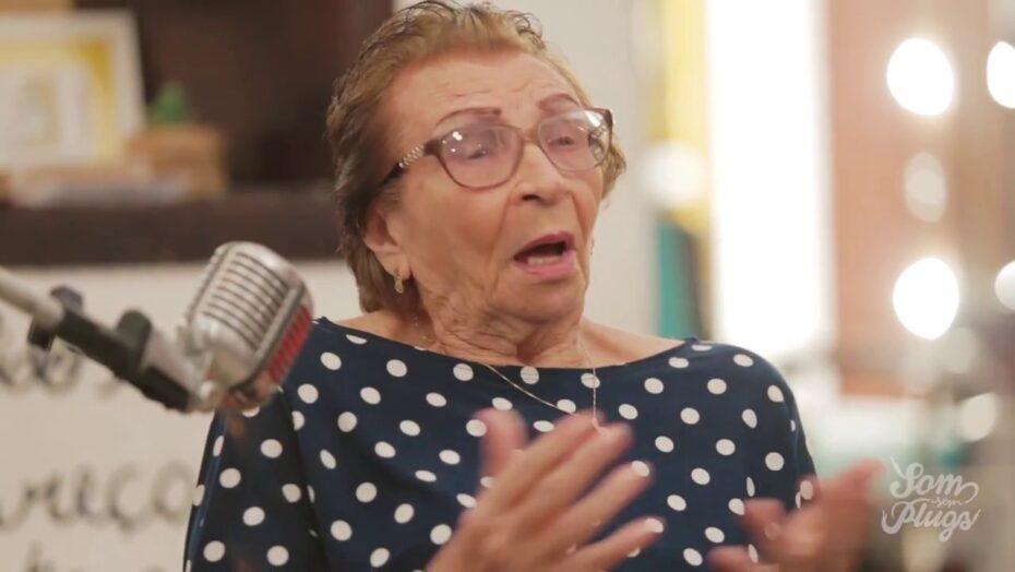 Morre em natal a cantora potiguar glorinha oliveira aos 95 anos