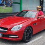 Paraibano compra carro de luxo, 'não cabe' no veículo, e vídeo viraliza na web; 'era um sonho'