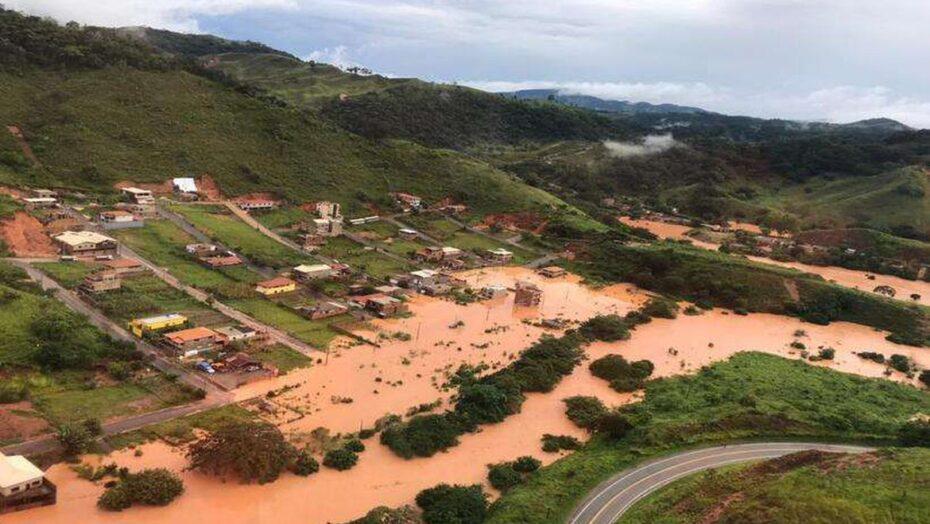 Chuvas estragam doses de vacina contra a covid-19 em cidade de minas