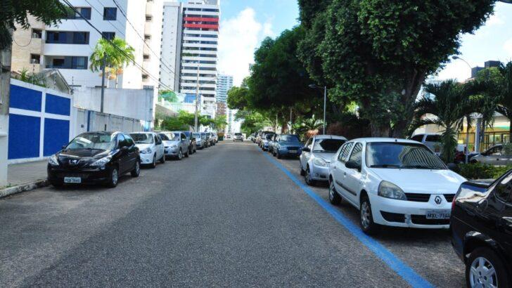 Prefeitura do natal lança edital do estacionamento rotativo na segunda-feira 1º