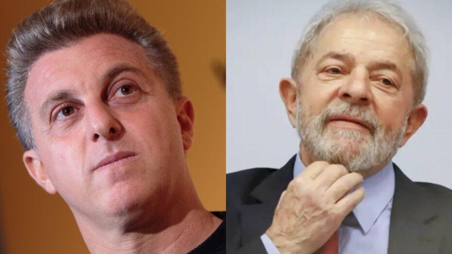 """Lula considera huck como """"uma aventura"""" nas eleições de 2022"""