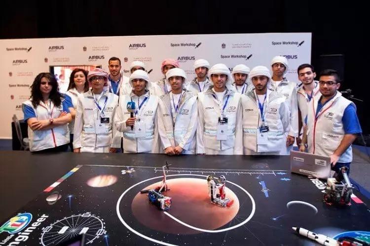 Conheça a agência espacial dos emirados Árabes, que compete com a nasa em marte