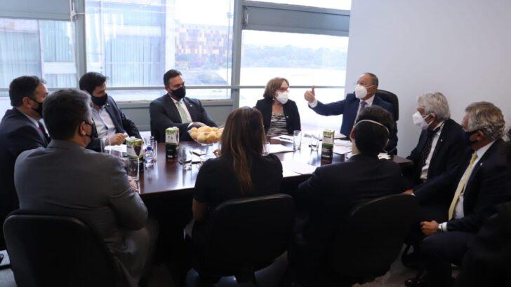 Bancada federal define distribuição emendas ao rn e inclui vacinas como prioridade