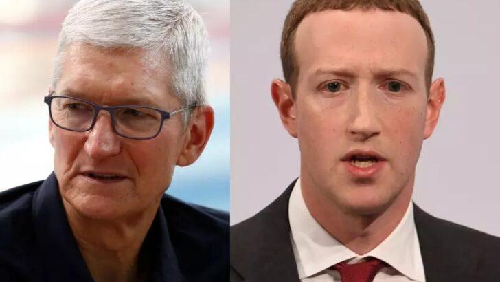 Facebook e apple em guerra: o que está por trás da briga entre as duas gigantes