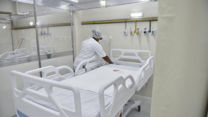 Rn tem o maior número de internados em leitos críticos de covid-19 desde o início da pandemia