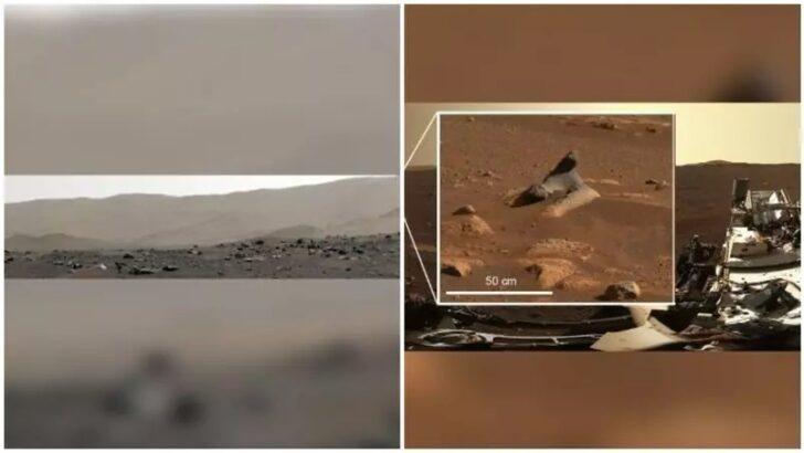 Novas imagens de marte mostram o planeta vermelho em alta definição; confira