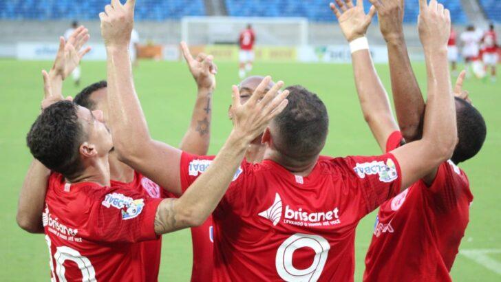 América vence força e luz de virada em estreia pelo campeonato potiguar 2021
