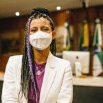 Vereadora brisa é a nova líder da bancada de oposição na câmara de natal