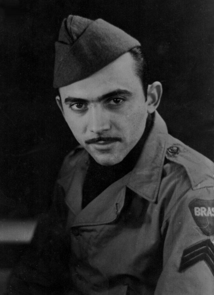 Aos 100 anos, ex-combatente amazonense que lutou na 2ª guerra mundial vence a covid-19