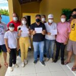 Prefeito de canguaretama, wellinson ribeiro, doa salário para vítimas das enchentes de baía formosa