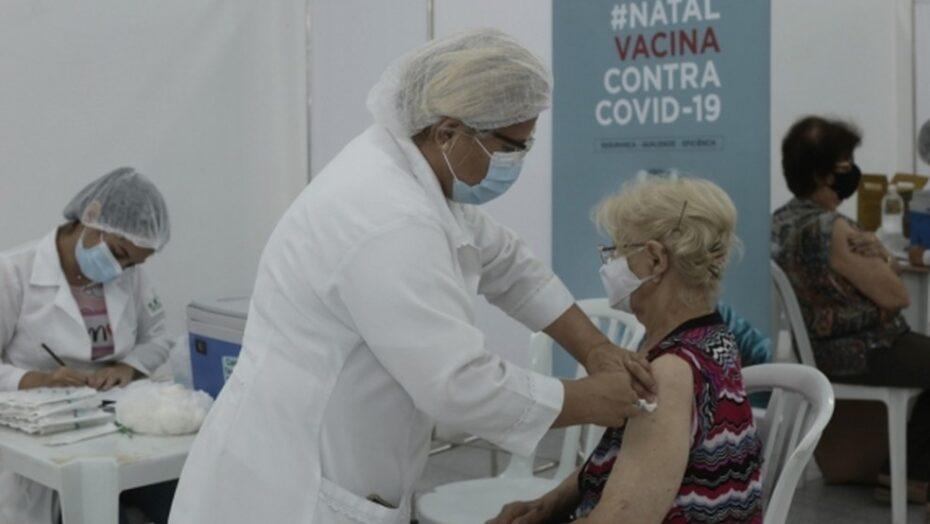Unidades básicas de saúde são boas opções para vacinação contra a covid-19 em natal