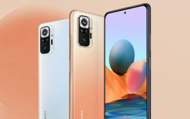 Xiaomi lança redmi note 10 por menos de r$ 1 mil; conheça os modelos