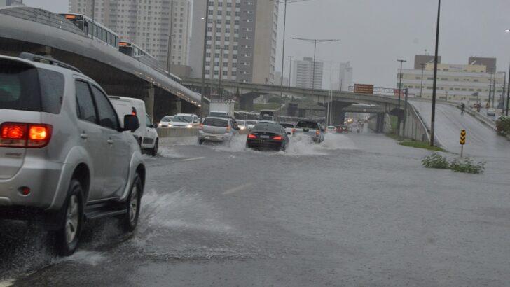 Chuva de fevereiro fica abaixo do esperado no rn