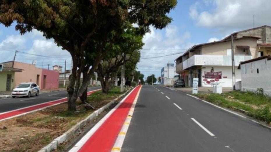 Zona norte de natal ganhará 15km de ciclovias, diz sttu