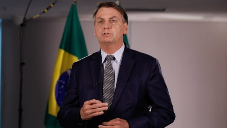 Piora na pandemia faz bolsonaro planejar pronunciamento para rebater críticas