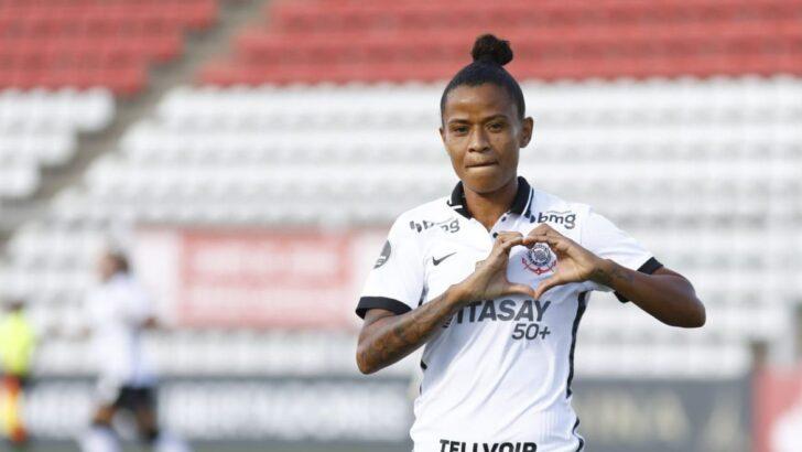 Libertadores feminina: corinthians goleia de novo e está nas quartas