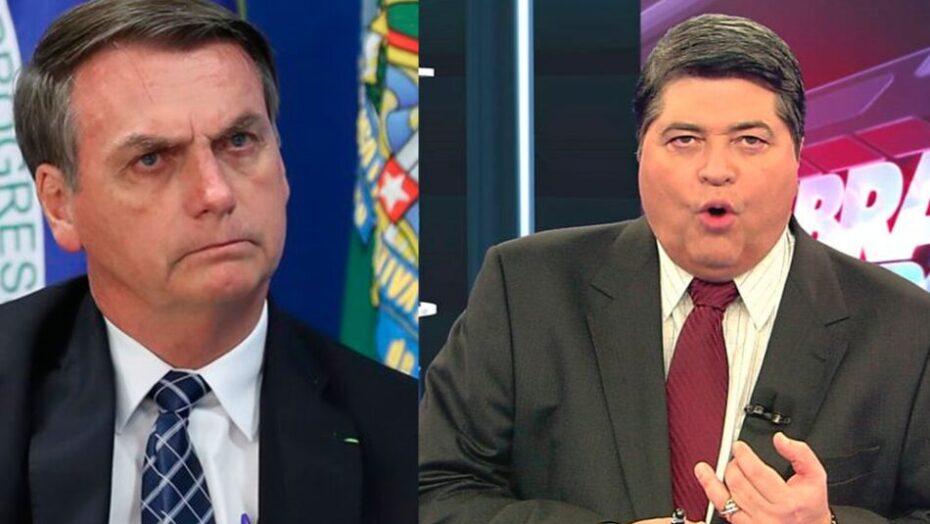 Datena repudia possível golpe militar apoiado por bolsonaro