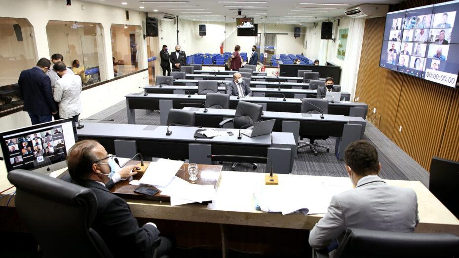 Câmara municipal de natal suspende atividades legislativas até 2 de abril