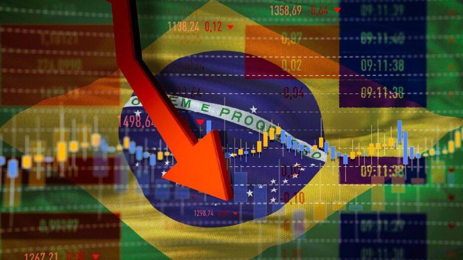 Brasil deixa time das 10 maiores economias do mundo, mostra fgv