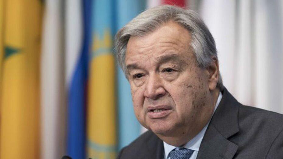 """Guterres: crise da pandemia """"tem rosto de mulher"""" e é preciso mudança"""