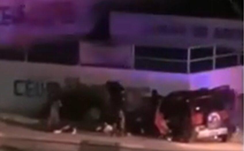 Suspeitos de assalto morrem em tiroteio com a polícia na zona leste de natal; veja vÍdeo