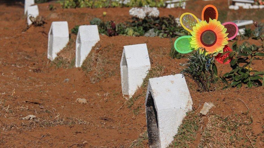 Brasil registra mais de 2 mil mortes por covid-19 em 24h pelo 2º dia consecutivo