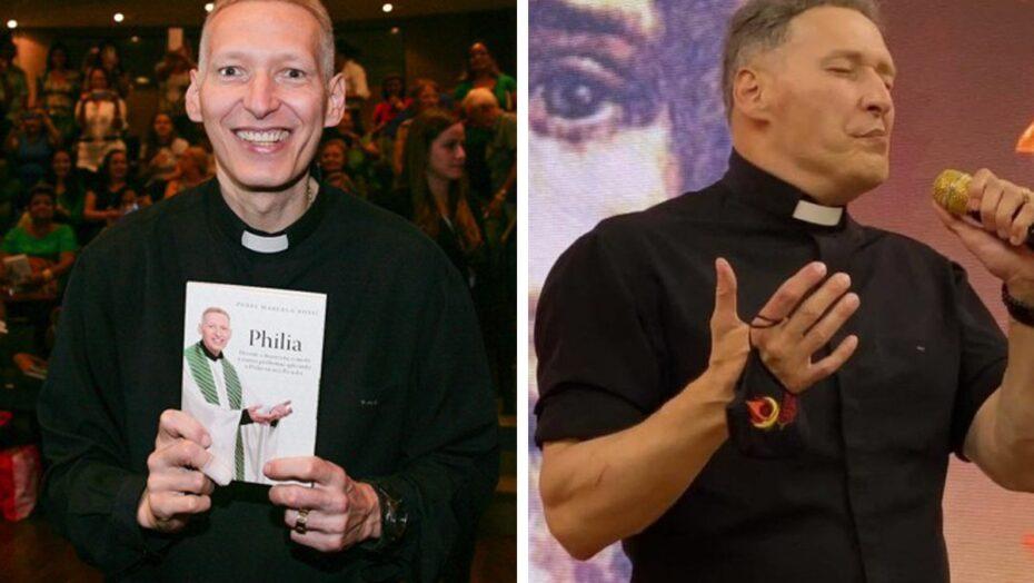 Padre marcelo rossi viraliza nas redes sociais com nova forma física